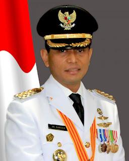 Bupati Simalungun Jopinus Ramli (JR) Saragih