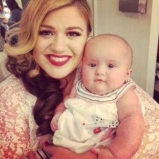Kumpulan Foto Cantik Kelly Clarkson
