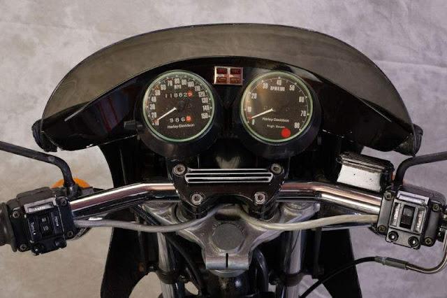 Harley Davidson XLCR 1000 1978 Cafe Racer