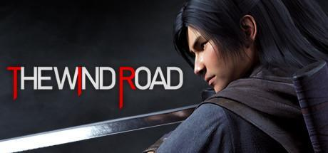 THE WIND ROAD Cover