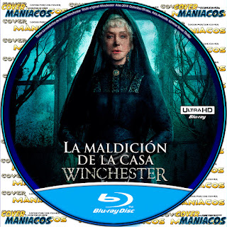 GALLETALA MALDICION DE LA CASA WINCHESTER - 2018
