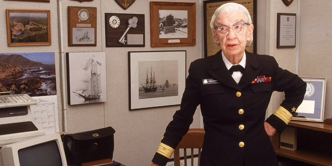 3. Grace Hopper - 175