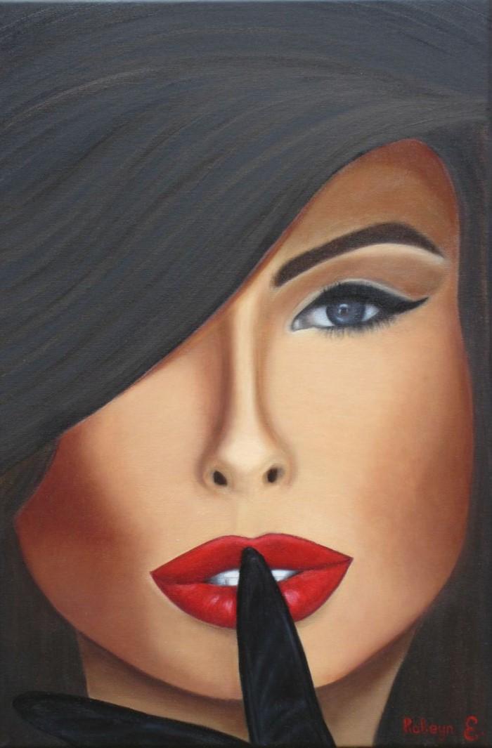 Бельгийский художник.