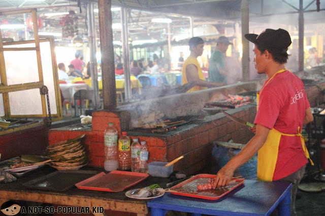 Larsian Paluto Barbecue in Cebu