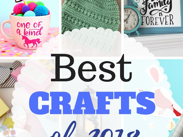 Best Blogger Crafts of 2018