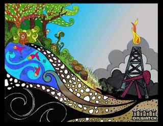 impacto ambiental petroleo