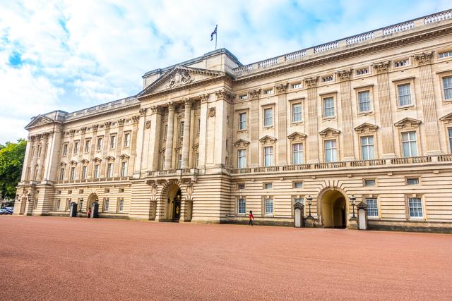 Buckingham Palace - London, England