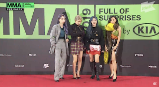 Melon Music Awards 2019 mamamoo