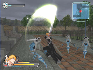 Bleach: Erabareshi Tamashii - PS2
