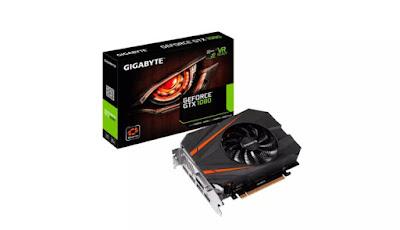إنفيديا تطلق نسخة مصغرة من بطاقة الرسوميات GeForce GTX 1080
