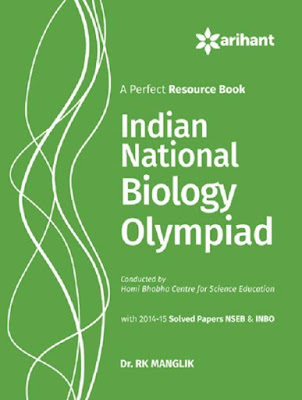 Download Free Indian National Biology Olympiad Book PDF