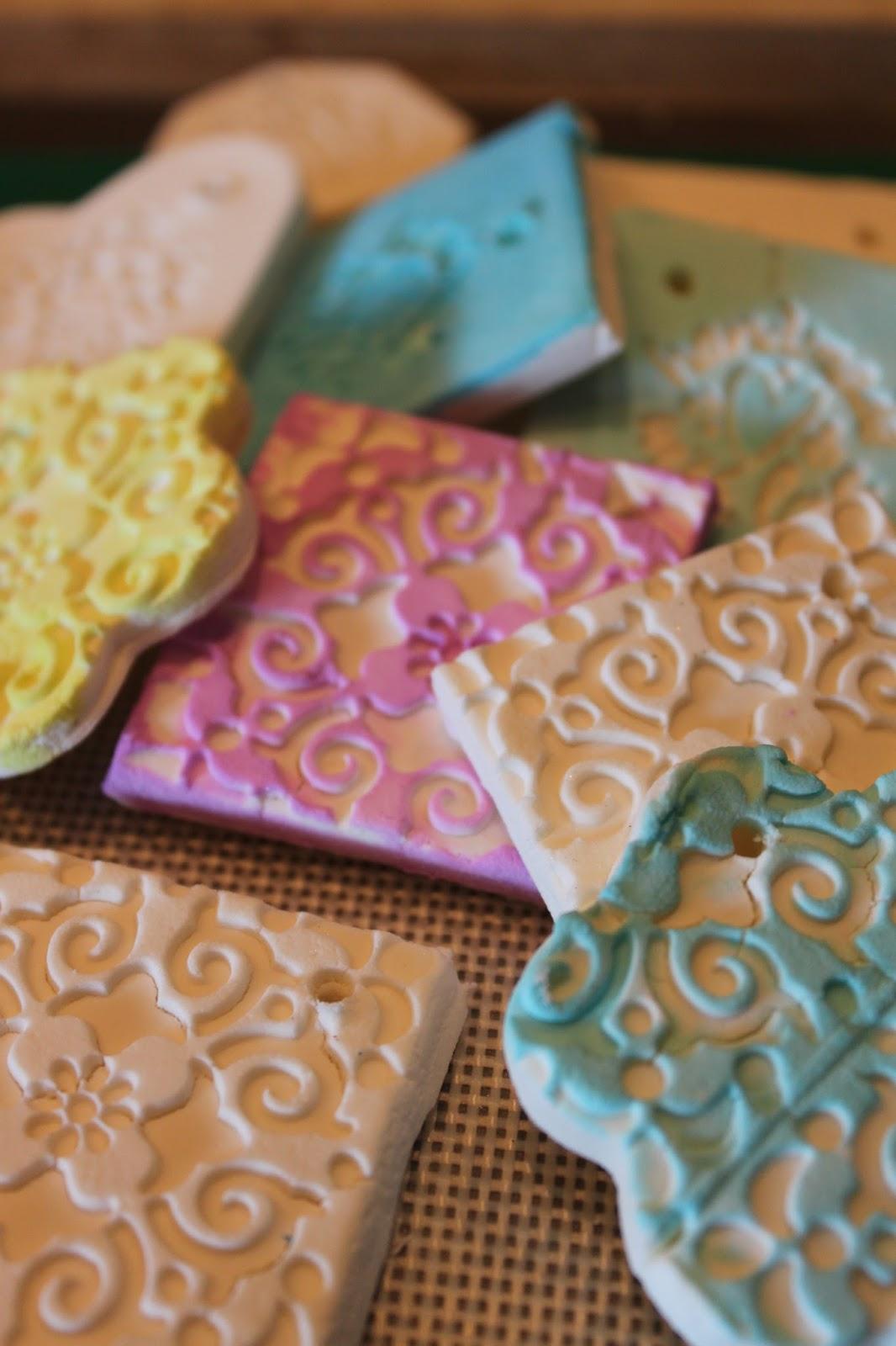 best salt dough ornament recipe green kid crafts