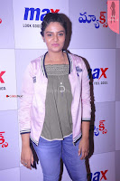Sri Mukhi in Denim and Jacket at Max Summer Collection Launch  Exclusive 013.JPG