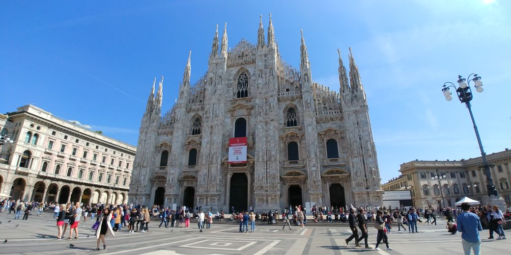 089526e55 Hoje, para fechar nosso roteiro pela Itália (por enquanto), vamos conhecer  a famosíssima não-capital da Itália, mas capital mundial da moda, Milão!