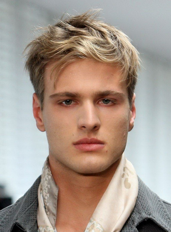 Casual Wedding Hairstyles For Men