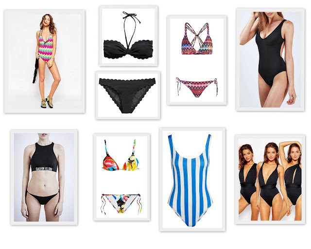 The Swimwear Edit by Laura Lewis