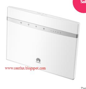 Huawei b525 4g router
