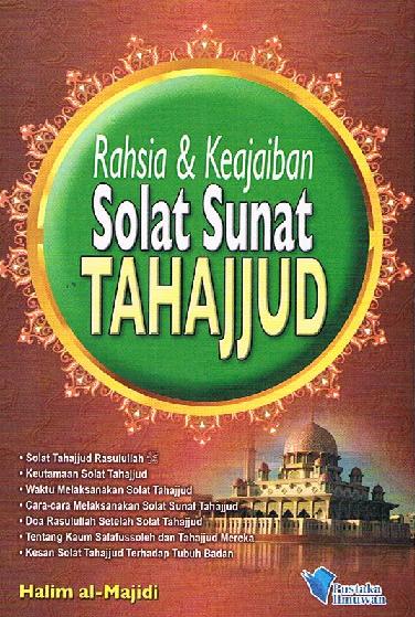 Solat Sunat Tahajjud