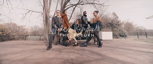 "Jules Rendell Unveils New Single ""The Return"""