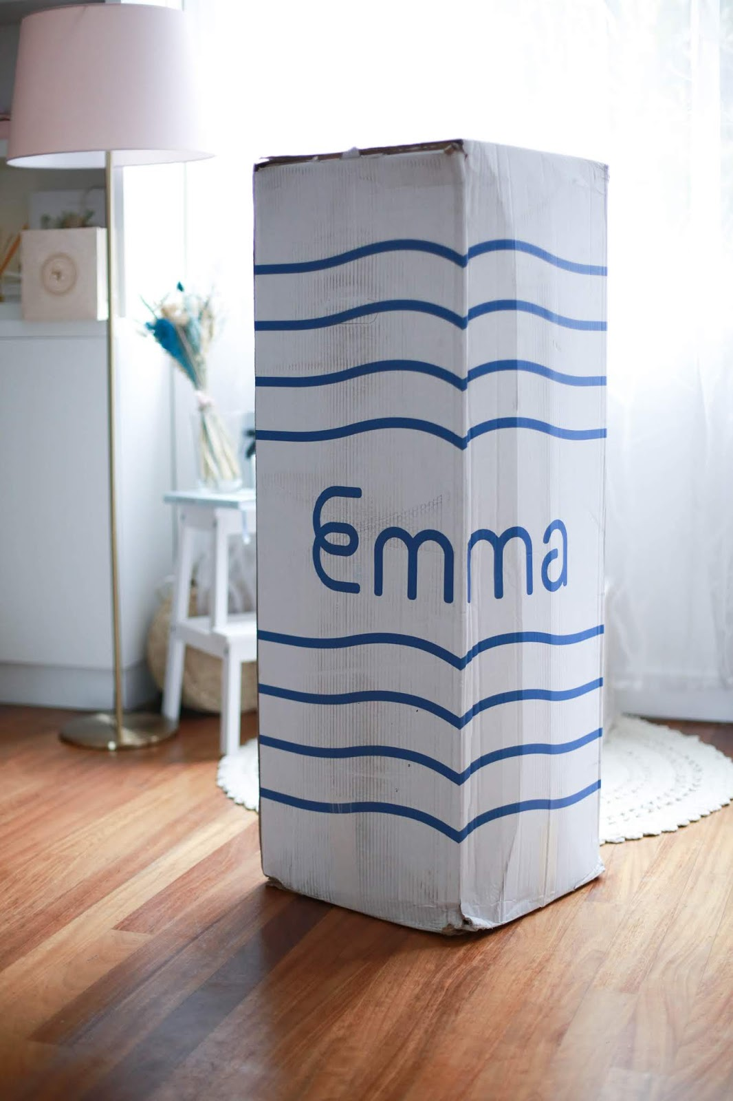 Emma Matelas livraison