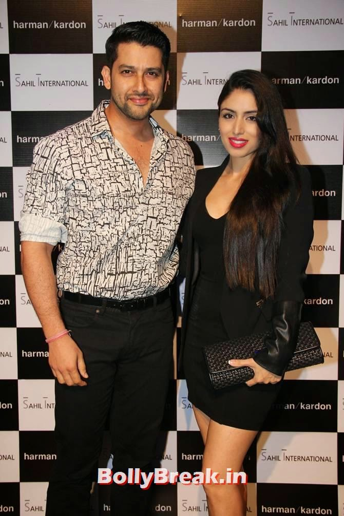 Aftab Shivdasani and Nin Dusanj, Jacqueline, Shriya, Richa Chadha at luxury brand launch