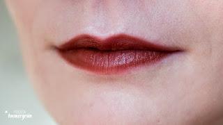 Lippenstift Cremekampagne Matt Eins