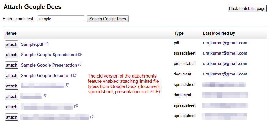 iFreeTools Blogs: Attach files or folders from Google Drive