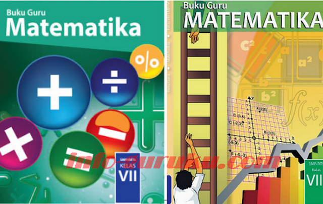 Download Buku Matematika Kelas 7 8 Revisi 2017