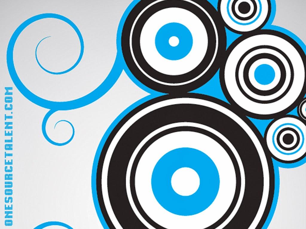 Fondo De Pantalla Abstracto Flores Y Circulos: Wallpapers HD: 34 Wallpapers De Circulos Y Puntos
