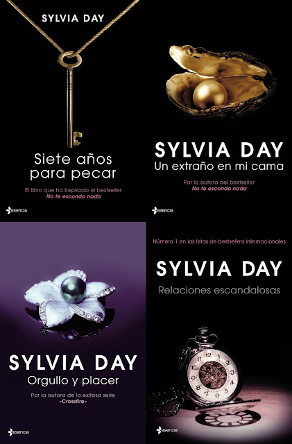 Resultado de imagen para saga historical sylvia day