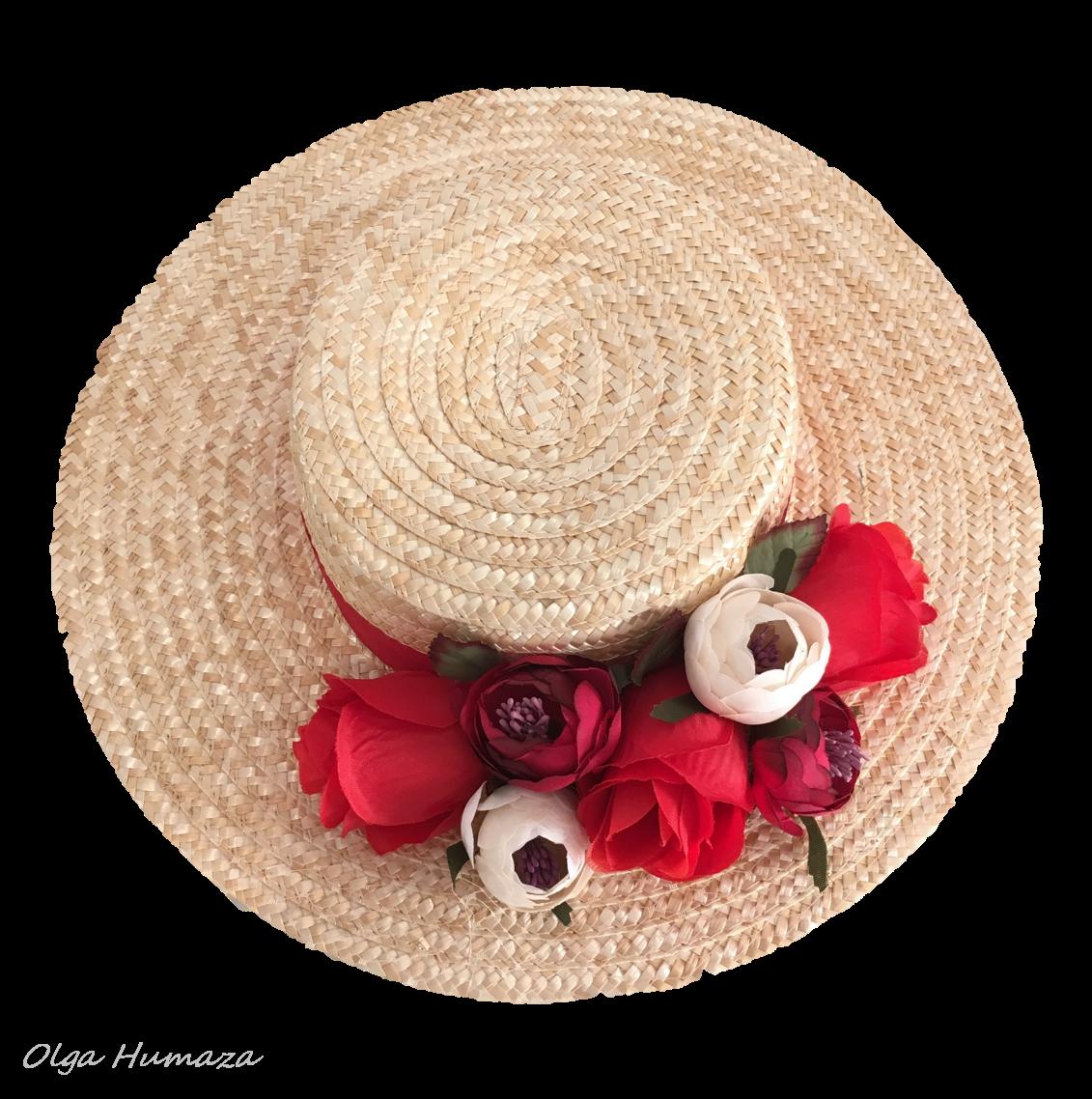 http://olgahumaza.blogspot.com.es/2014/03/b15-tocado-mini-sombrero-canotier-en.html