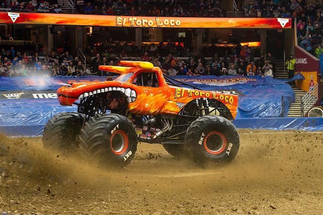 monster jam, monster truck