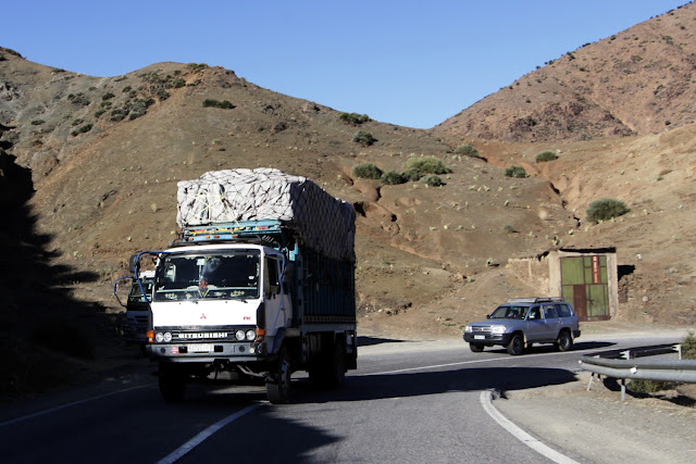 Carreteras de Marruecos