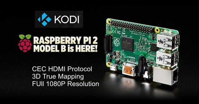 Raspberry Pi : Kodi on Raspberry Pi 3