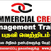 Vacancies in Commercial Credit - Management Trainee