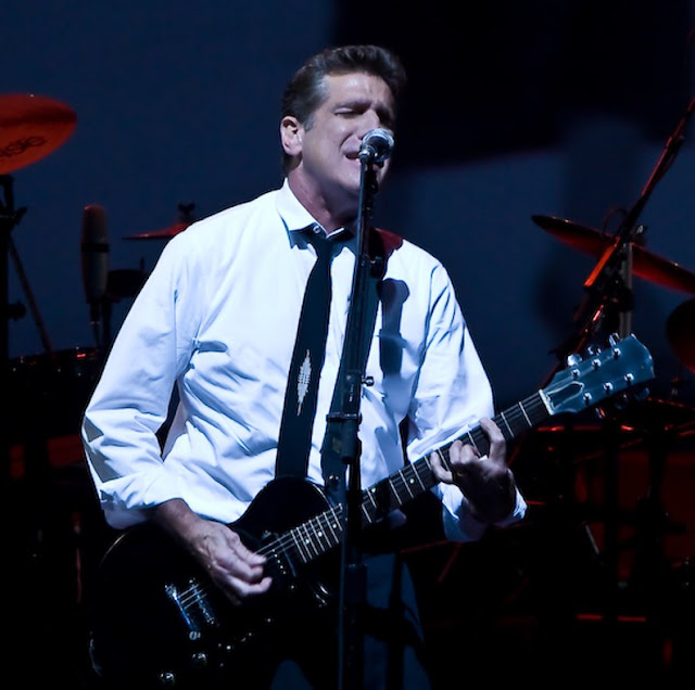 Décès de Glenn Frey, Take it Easy