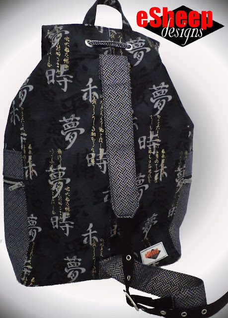 Customized Sling Bag by eSheep Designs