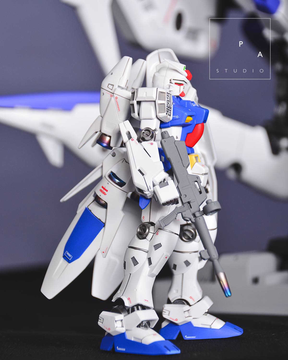"Custom Build: HGUC 1/144 RX-78GP03 Gundam ""Dendrobium"" [Detailed]"