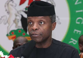 Vice-President Osinbajo and Governor Dickson highlight how payrolls are a drain