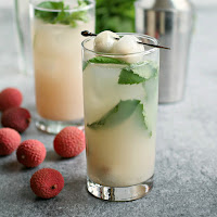 Mint Lychee Collins