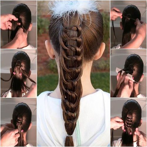 Step By Step Hairstyle Tutorials For Women Motivational Trends