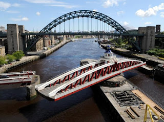 Newcastle, Swing Bridge