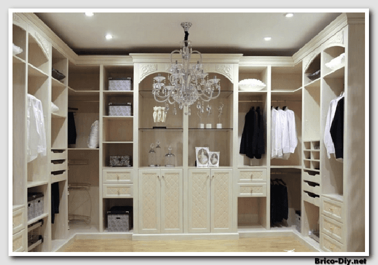 Walk In Closet Dise 241 Os Modernos Ideas Para Decorar Y