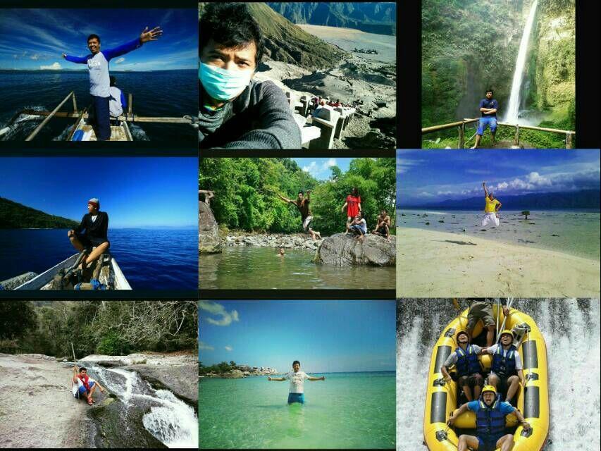 9 Tempat Wisata Keren yang Pernah Kukunjungi