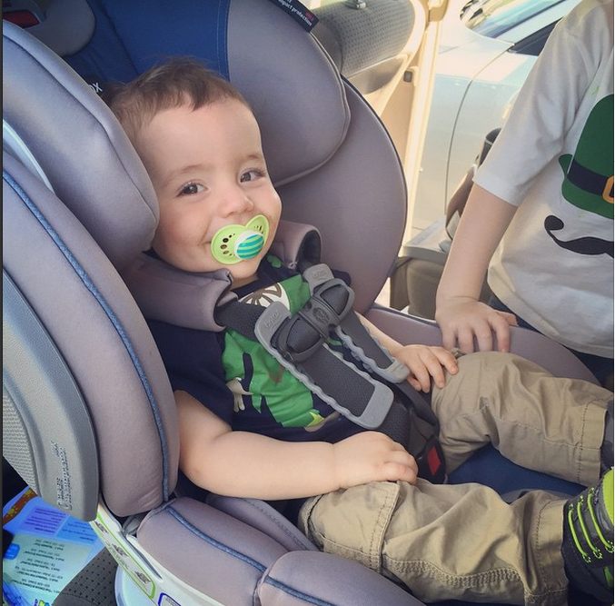 Britax Advocate Clicktight Carseat April Product Picks