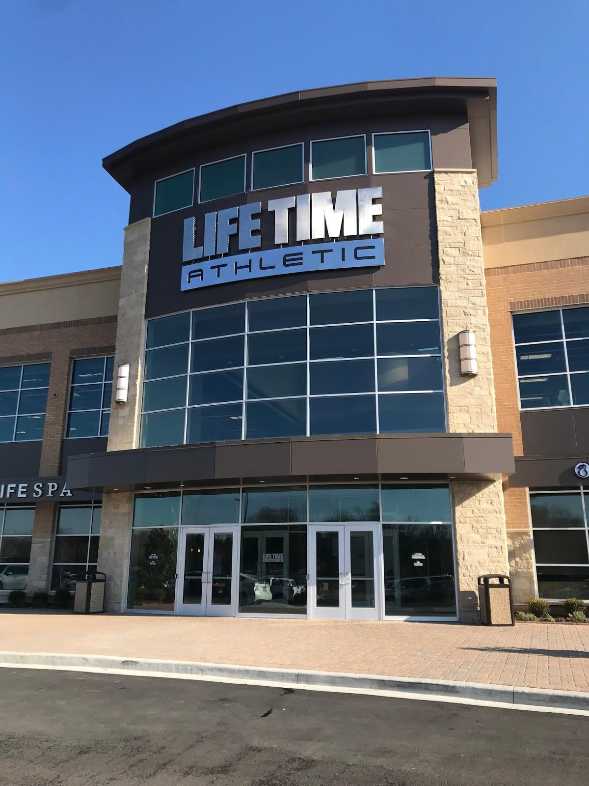 Lifetime Collierville : lifetime, collierville, Lifetime, Fitness, Franklin, FitnessRetro