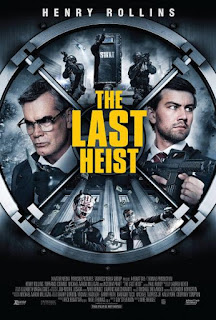 Film The Last Heist (2016) Subtitle Indonesia