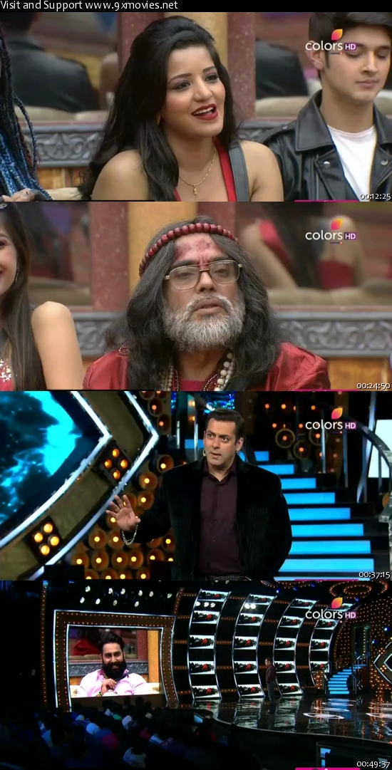 Bigg Boss S10E07 22 Oct 2016 HDTV 480p