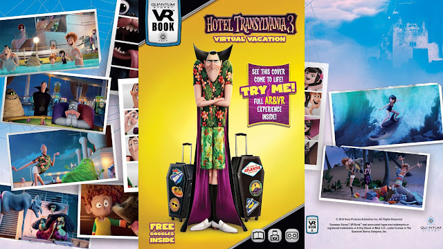 Hotel Transylvania 3 - The VR Book