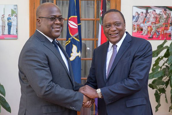 Kenya Agrees To Teach DRC How To Run Government